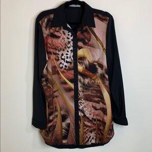 Mesmerize  blouse